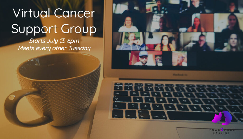 Announcing: New Virtual Cancer Support Group